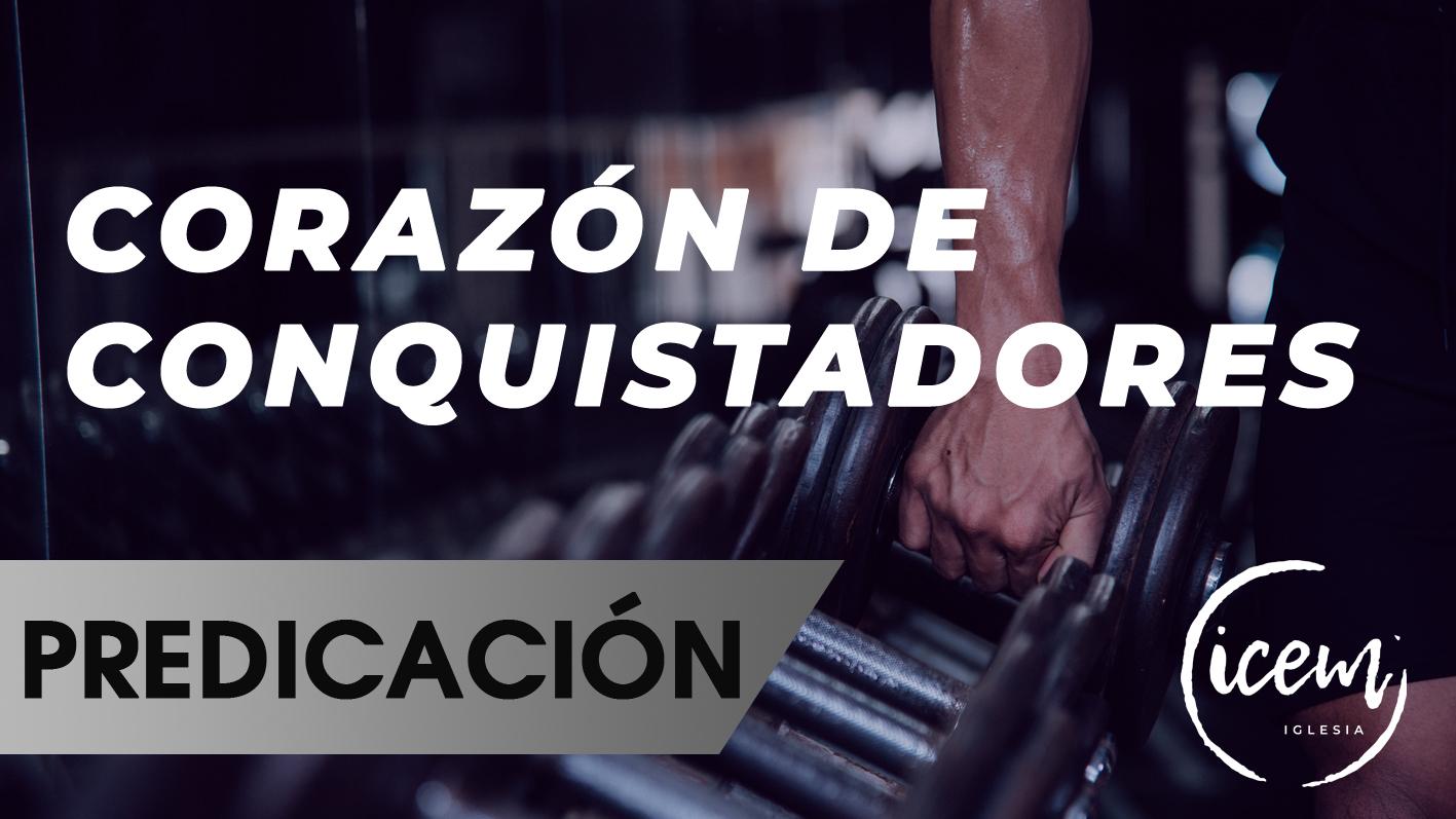 CORAZÓN DE CONQUISTADORES