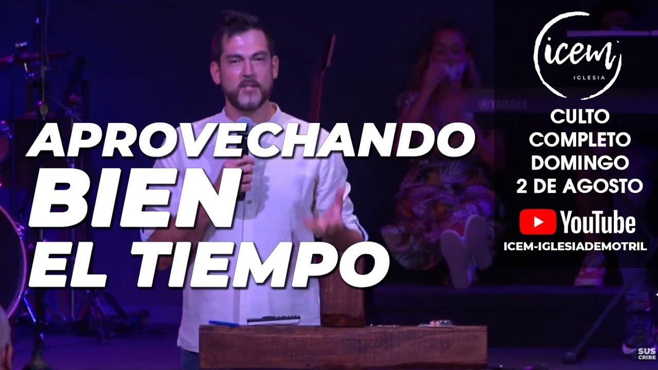 APROVECHANDO BIEN EL TIEMPO