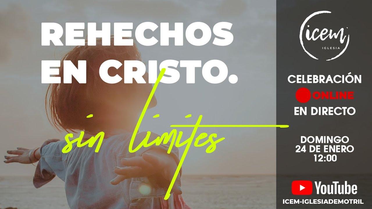 REHECHOS EN CRISTO. SIN LÍMITES.