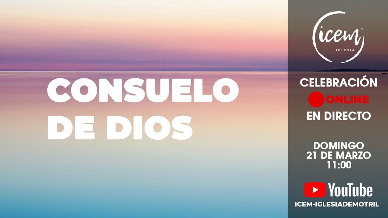CONSUELO DE DIOS