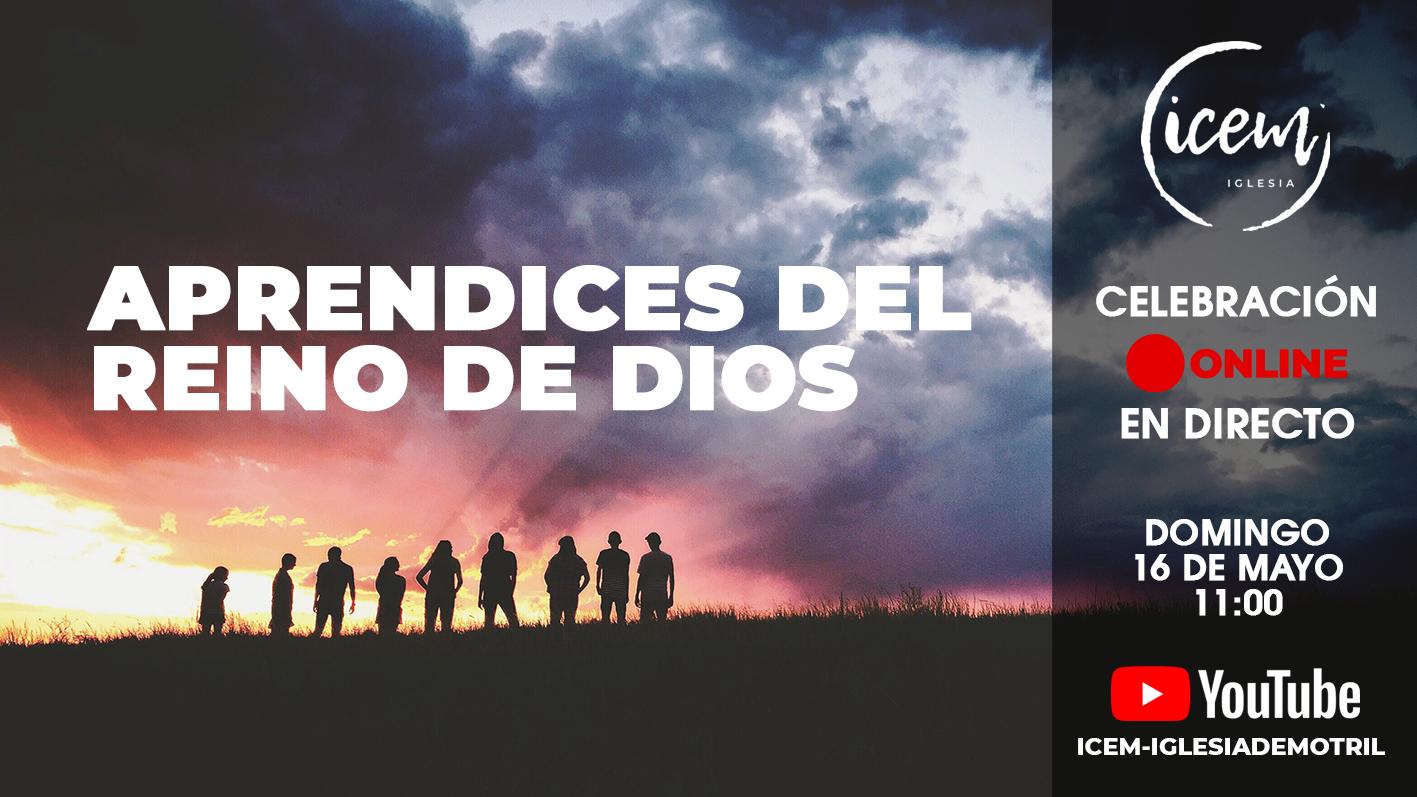 APRENDICES DEL REINO DE DIOS